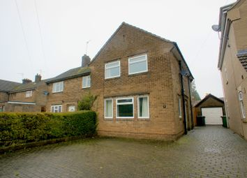 Thumbnail 3 bed semi-detached house to rent in The Cunnery, Kirk Langley, Ashbourne