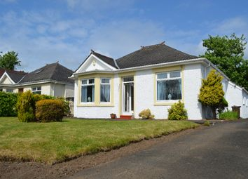 Thumbnail 4 bed detached bungalow for sale in Menock Road, Kings Park, Glasgow