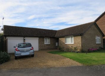 Thumbnail 3 bed detached bungalow for sale in Foundry Way, Bury, Ramsey, Huntingdon