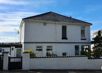 Thumbnail 3 bed detached house for sale in Audley Avenue, Torquay
