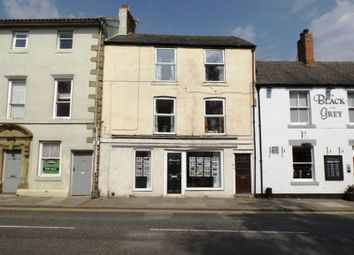 Thumbnail 1 bedroom flat to rent in Newgate Street, Morpeth