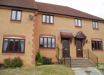 Thumbnail 2 bed terraced house for sale in Swan Close, Stowmarket