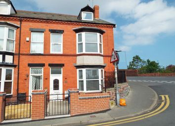 Thumbnail 4 bed terraced house for sale in Millbank Road, Rhyl