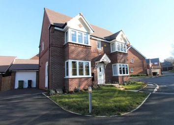 Thumbnail 3 bedroom detached house to rent in Magnolia Drive, Leamington Spa