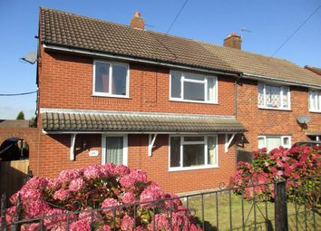 Thumbnail 3 bed semi-detached house to rent in Essex Drive, Kidsgrove, Stoke-On-Trent