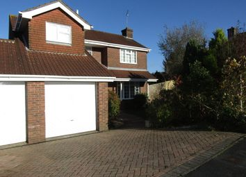 Thumbnail 4 bed detached house to rent in Mallow Close, Waterlooville, Hampshire