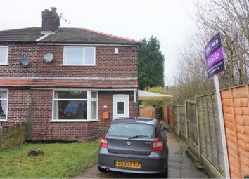 Thumbnail 3 bed semi-detached house for sale in Rydal Avenue, Stockport