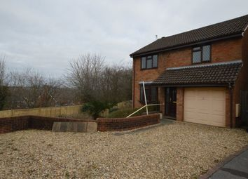 Thumbnail 4 bed property to rent in Southernwood Drive, Woodhall Park, Swindon