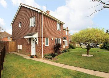 Thumbnail 3 bed end terrace house for sale in Elder Close, Tilehurst, Reading