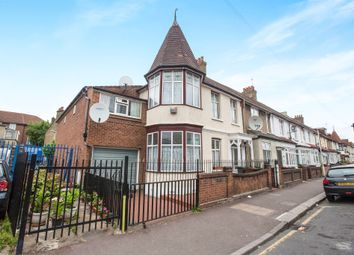 Thumbnail 5 bedroom end terrace house for sale in St. Erkenwald Road, Barking
