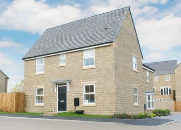 "Thumbnail 3 bedroom detached house for sale in ""Hadley"" at Manywells Crescent, Cullingworth, Bradford"