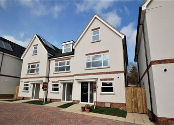 Thumbnail 4 bed semi-detached house for sale in Queens Road, High Wycombe