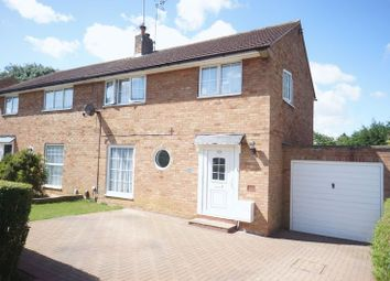 Thumbnail 3 bedroom semi-detached house for sale in The Commons, Welwyn Garden City