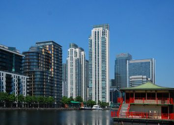 Thumbnail 1 bed flat to rent in Pan Peninsula Square, Canary Wharf