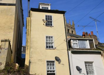 Thumbnail 1 bed flat for sale in Market Street, Brixham
