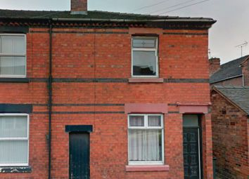 Thumbnail 2 bed end terrace house for sale in Enderley Street, Newcastle-Under-Lyme