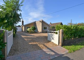 Thumbnail 4 bed detached bungalow for sale in Station Road, Snettisham, King's Lynn
