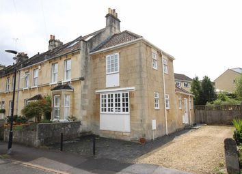 Thumbnail 1 bed terraced house to rent in Salisbury Road, Larkhall, Bath