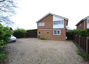 Thumbnail 5 bed detached house for sale in Crockhamwell Road, Woodley, Reading