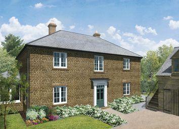 Meadow Lane, Tysoe, Warwick CV35. 4 bed detached house for sale
