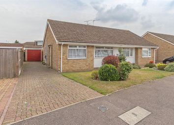 Thumbnail 2 bedroom semi-detached bungalow for sale in Hamilton Crescent, Sittingbourne