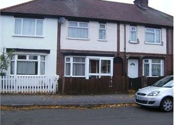 Thumbnail 2 bed terraced house for sale in Bentley Road, Nuneaton