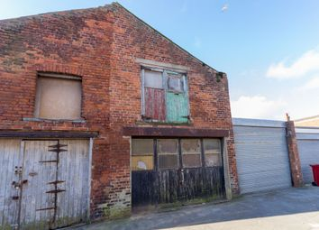 Thumbnail  Parking/garage for sale in Back Brighton Street, Barrow-In-Furness