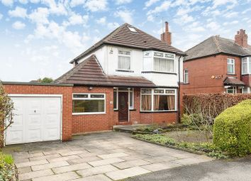 Thumbnail 4 bed detached house for sale in Chelwood Drive, Roundhay, Leeds