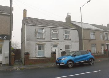 Thumbnail 3 bed detached house for sale in Cefn Road, Cefn Cribwr