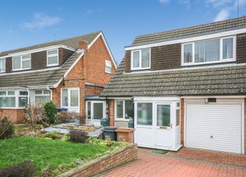 Thumbnail 3 bed semi-detached house for sale in Leyland Drive, Kingsthorpe, Northampton