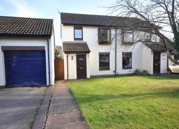 Thumbnail 3 bed semi-detached house for sale in Maytree Close, Frome