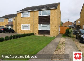 Thumbnail 2 bed semi-detached house for sale in Silver Birch Avenue, Stotfold, Herts