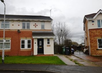 Thumbnail 3 bed semi-detached house to rent in Bidder Drive, East Ardsley, Wakefield