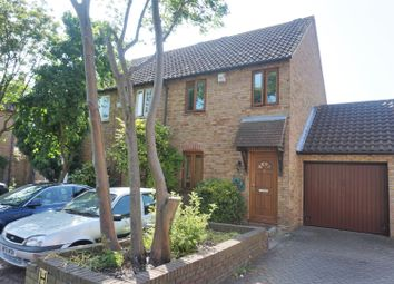 Thumbnail 3 bed end terrace house for sale in Long Mark Road, London
