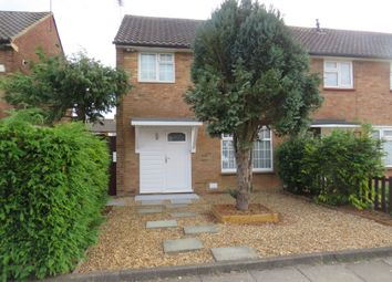 Thumbnail 2 bedroom semi-detached house for sale in Rodney Close, Luton
