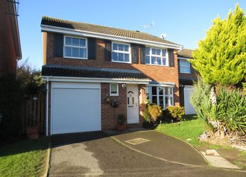 Thumbnail 4 bed detached house for sale in Wheelton Close, Earley, Reading