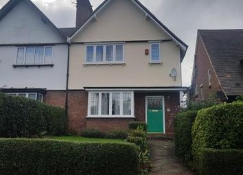 Thumbnail 4 bed semi-detached house for sale in Bournbrook Road, Selly Oak, Birmingham, West Midlands