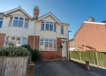 Thumbnail 2 bed end terrace house for sale in Sholing Road, Southampton