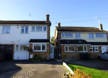 Thumbnail 4 bed semi-detached house for sale in Old Mill Road, Broughton Astley, Leicester, Leicestershire