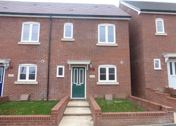 Thumbnail 3 bed property to rent in Buttons Avenue, Shaftesbury