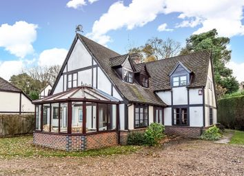 Thumbnail 5 bed detached house to rent in Youlden Lodge, Camberley