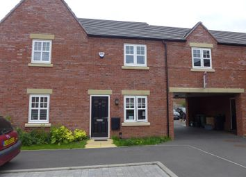 Thumbnail 2 bed mews house for sale in Harper Close, Northwich