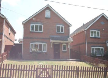 Thumbnail 4 bed detached house to rent in Swallowfield Road, Arborfield, Reading