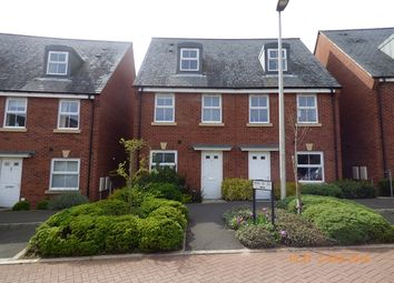 Thumbnail 3 bed semi-detached house to rent in Eton Walk, Exeter