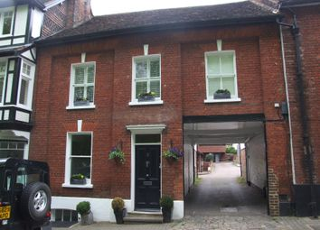 Thumbnail 4 bed town house to rent in Romeland Hill, St.Albans