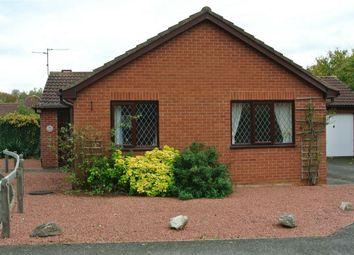 Thumbnail 3 bed detached bungalow for sale in Temple Grange, Werrington, Peterborough