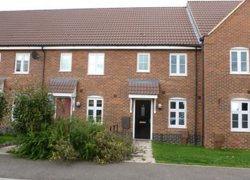 Thumbnail 2 bed terraced house to rent in Heron Way, Benwick, March