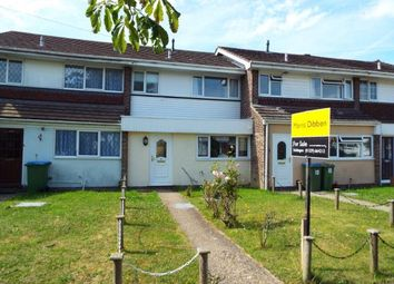 Thumbnail 3 bed terraced house for sale in Hill Head, Fareham, Hampshire