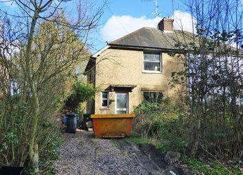 Thumbnail 3 bed semi-detached house for sale in Watling Street, Elstree