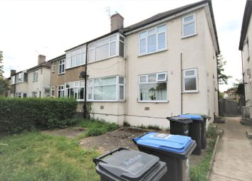 Thumbnail 2 bed flat for sale in Westmoor Road, Enfield
